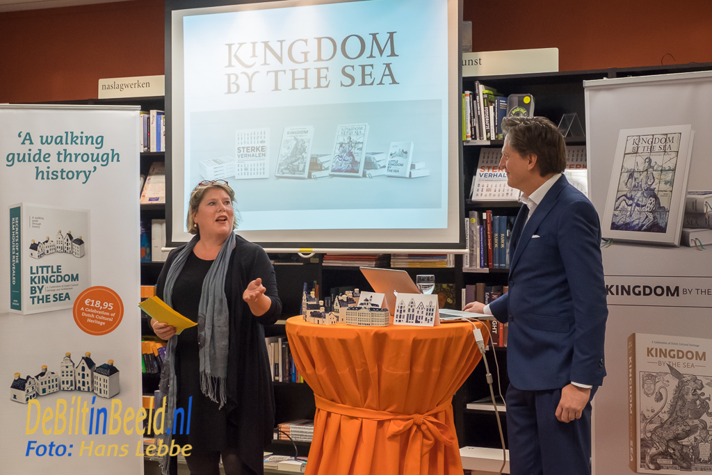 Bilthovense Boekhandel Kingdom by the Sea KLM Huisjes Mark Zegeling