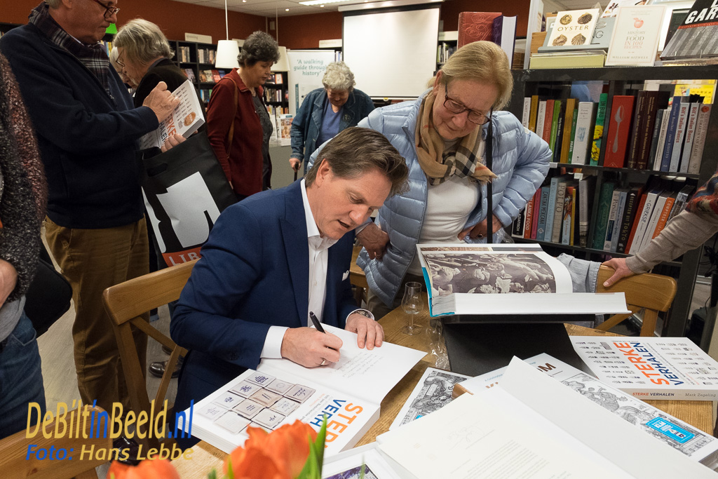 Bilthovense Boekhandel Kingdom by the Sea KLM Huisjes Mark Zegeling