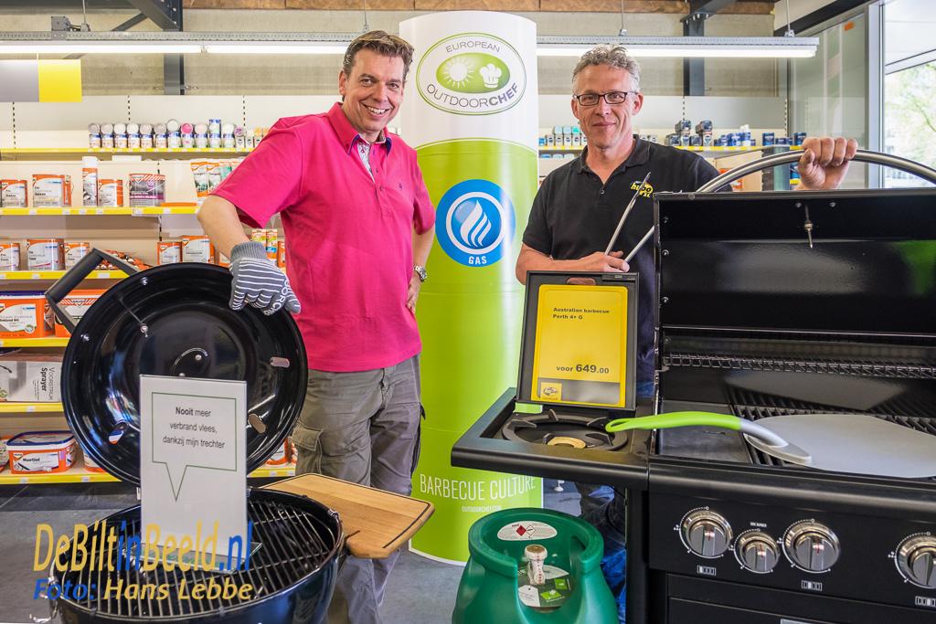 HUBO Bilthoven Outdoorchef barbecue demonstratie middag