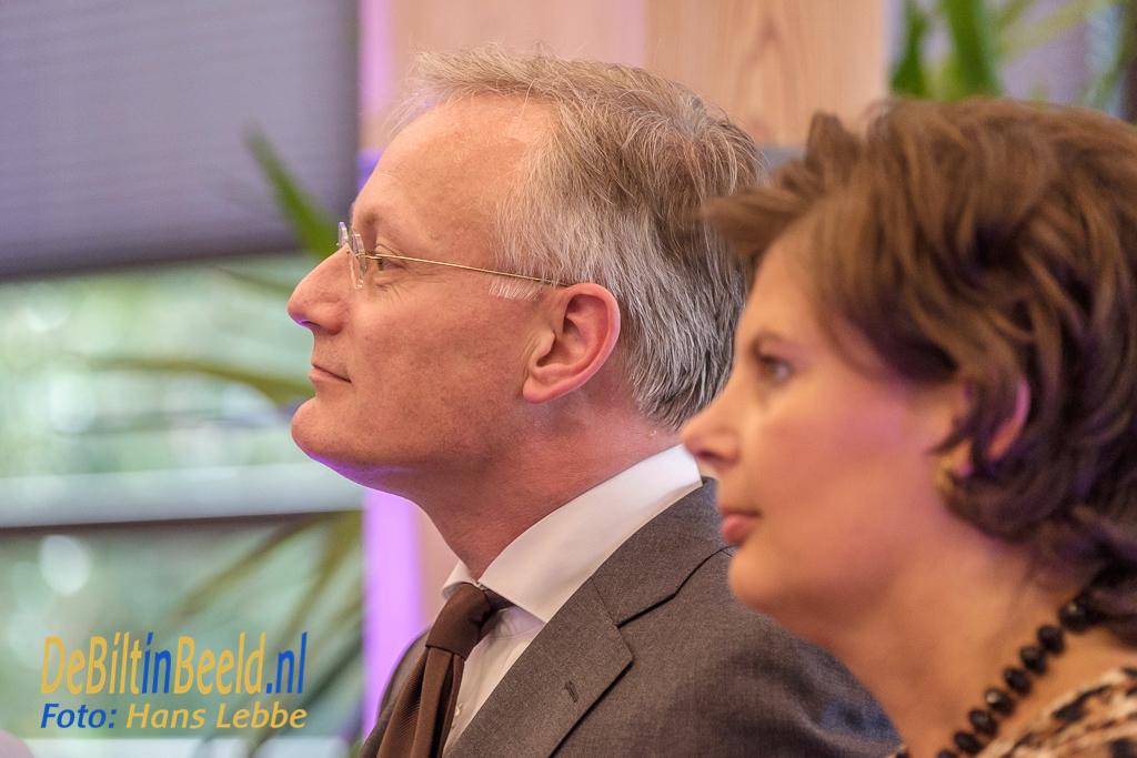 Afscheid burgemeester Arjen Gerritsen