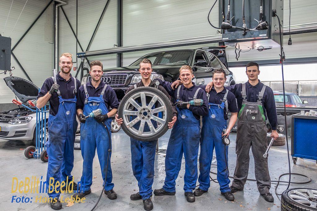Autobedrijf De Rooij Winterbanden weken
