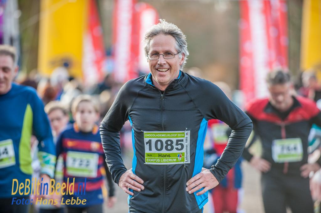 Wethouder Hans Mieras liep voor de dertiende keer mee!