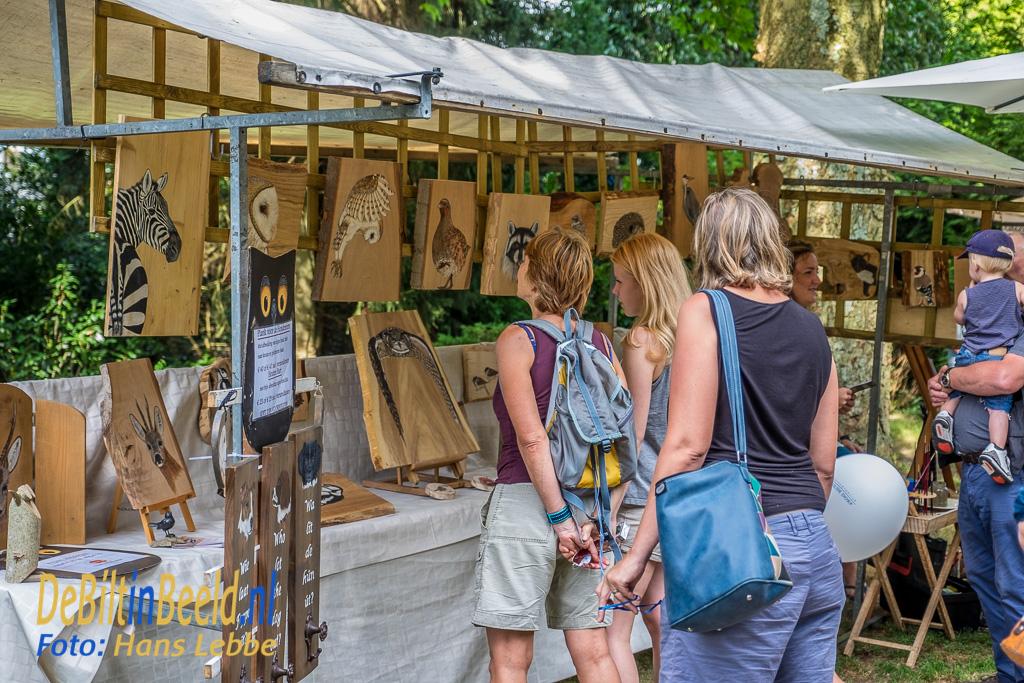 Kunstmarkt De Bilt 2016 zaterdag