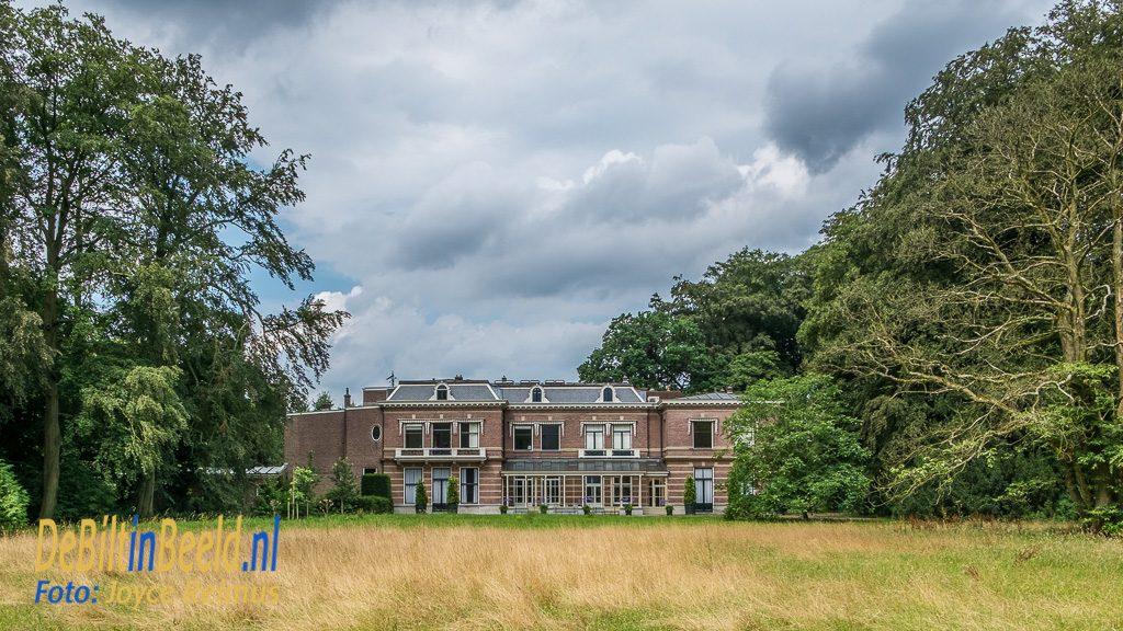 Landgoed Oostbroek hoofdgebouw achterzijde