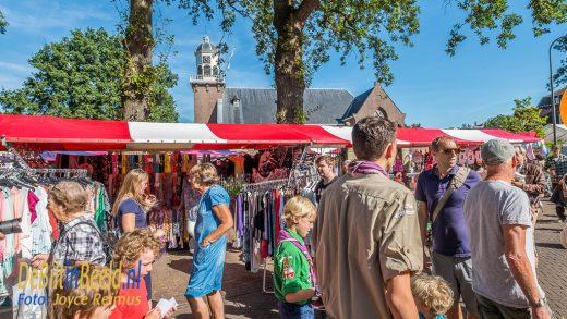 Marktdag De Bilt