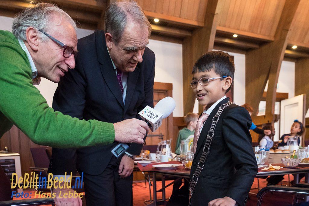 Ontbijt Jagtlust met burgemeester Bas Verkerk