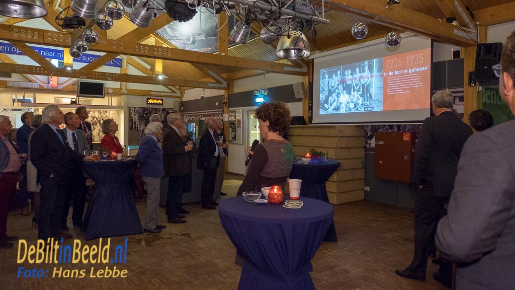 SCHC 110 jaar jubileum bestuur en ereleden