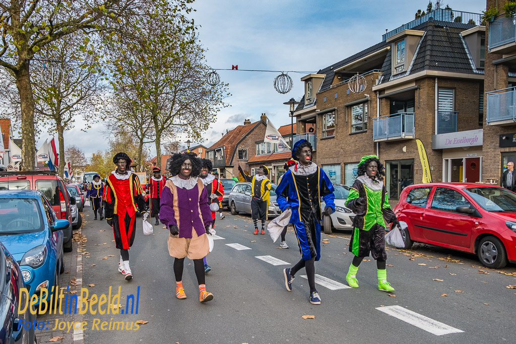 Sinterklaas Hessenweg