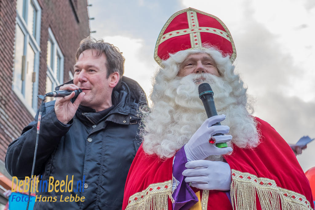 Sinterklaas Intocht De Bilt Het Oude Dorp 2016