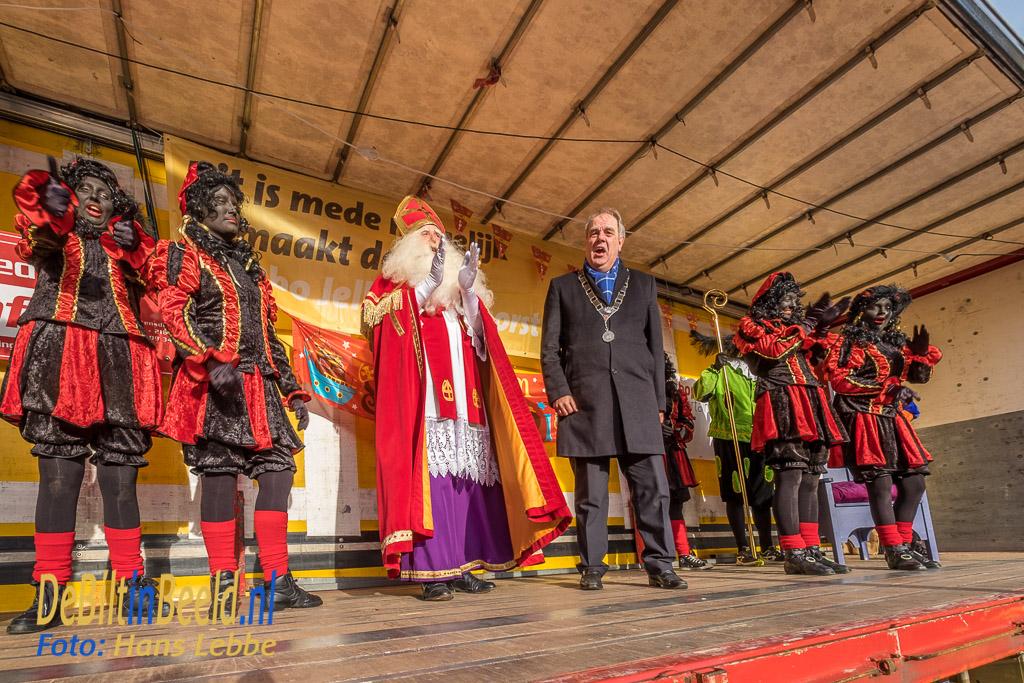 Sinterklaas Intocht Maartensdijk 2016