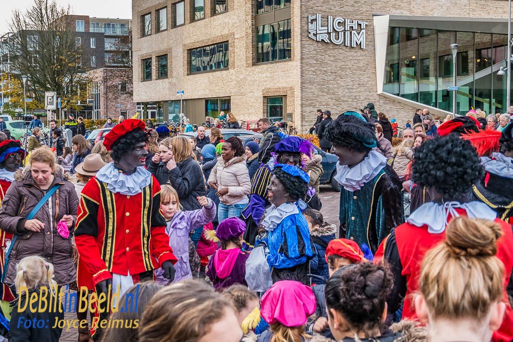 Sinterklaas Planetenbaan