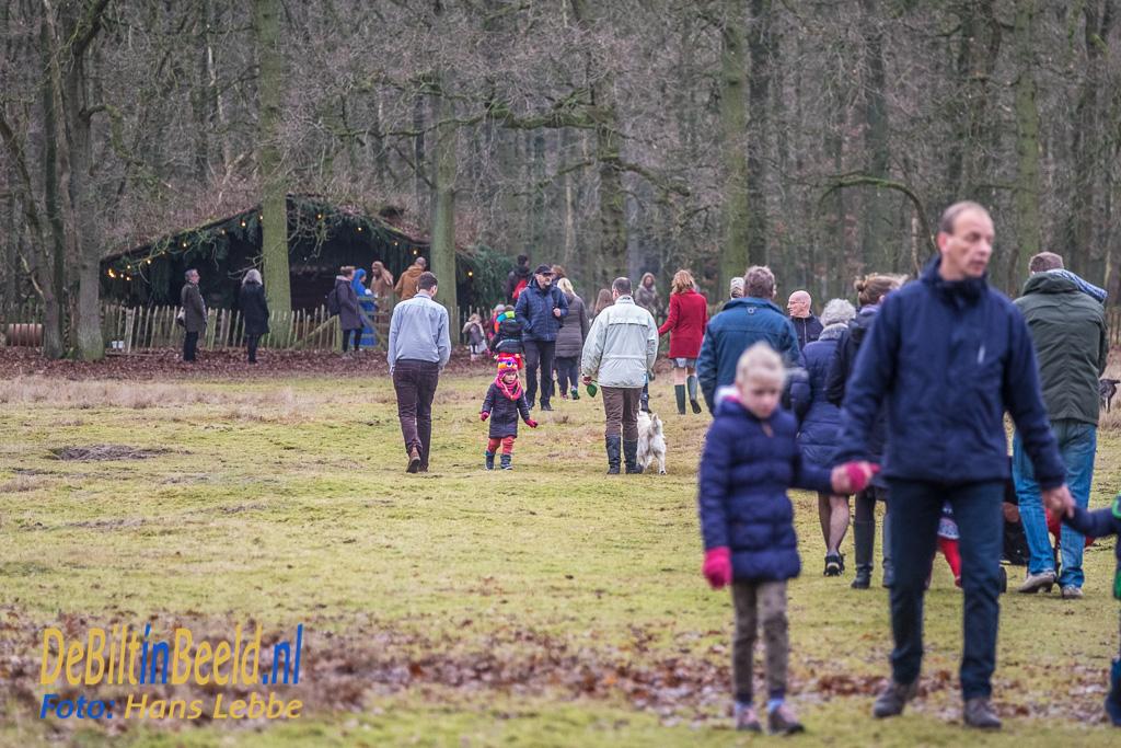 Beerschoten Kerststal Utrechts Landschap