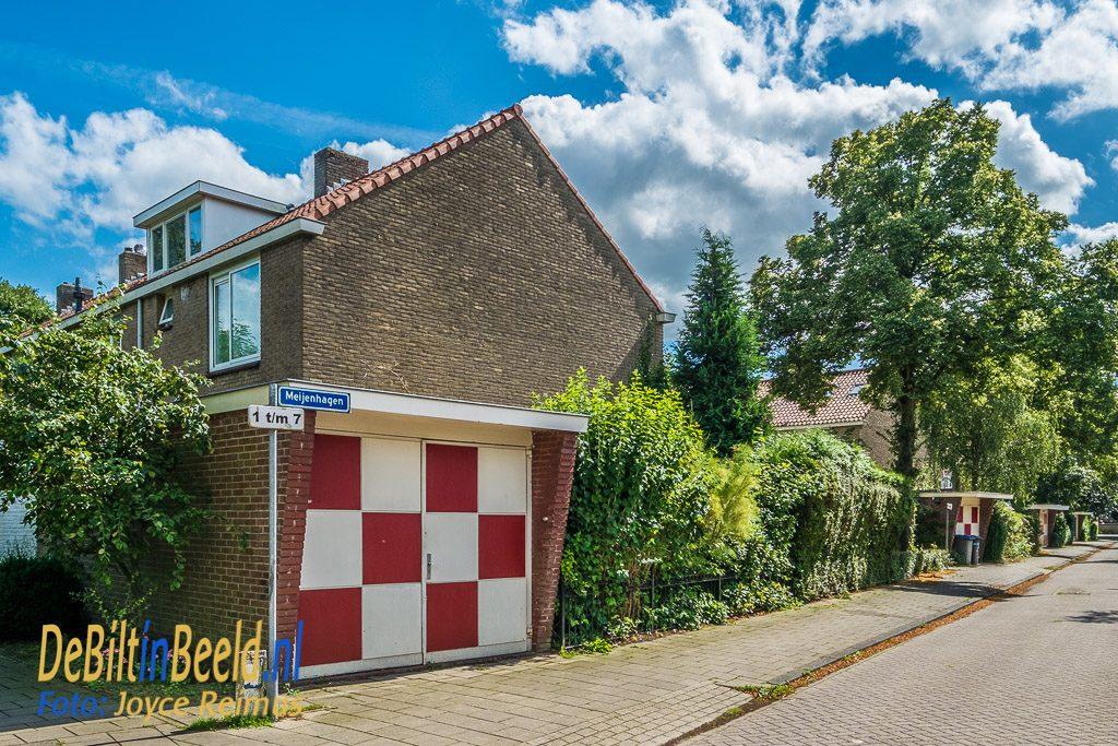 Dudok in Bilthoven: Bieshaar