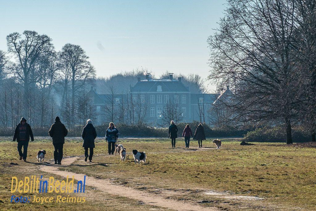 Winterse wandeling op Beerschoten en Houdringe
