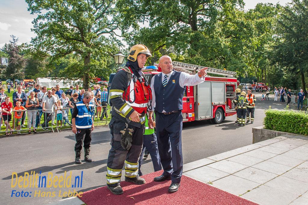 100 jaar Brandweer