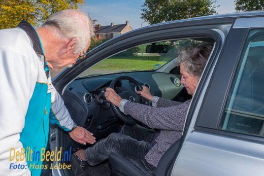 Opfriscursus autorijden voor 50+ ers