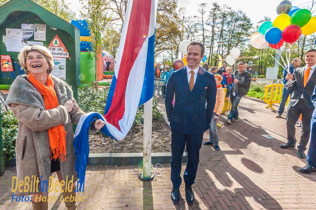 Koningsdag 2017 Hollandsche Rading