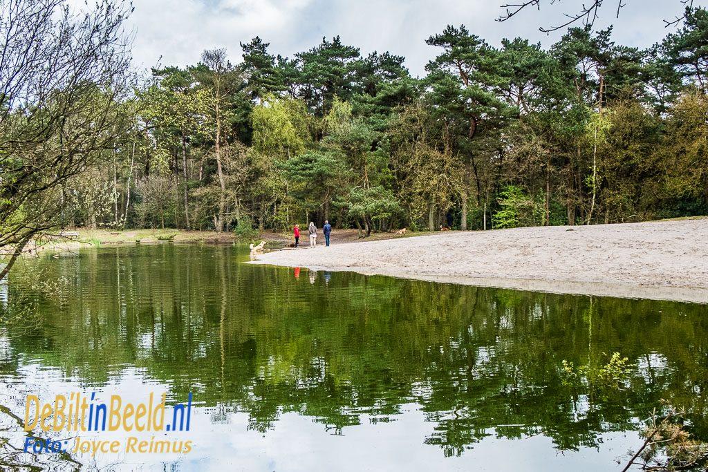 2e Paasdag Heidemeertje Bilthoven
