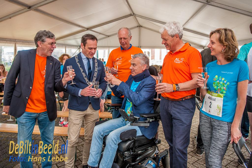ALS Lenteloop 2017 Bilthoven