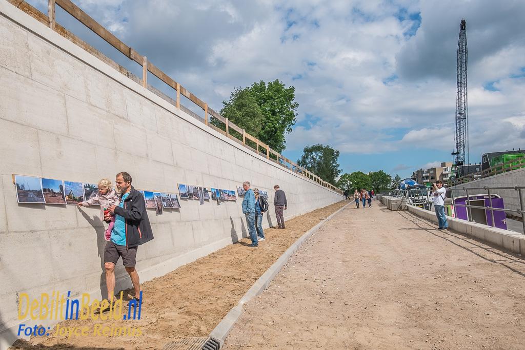 Dag van de Bouw Onderdoorgang Leyenseweg Bilthoven