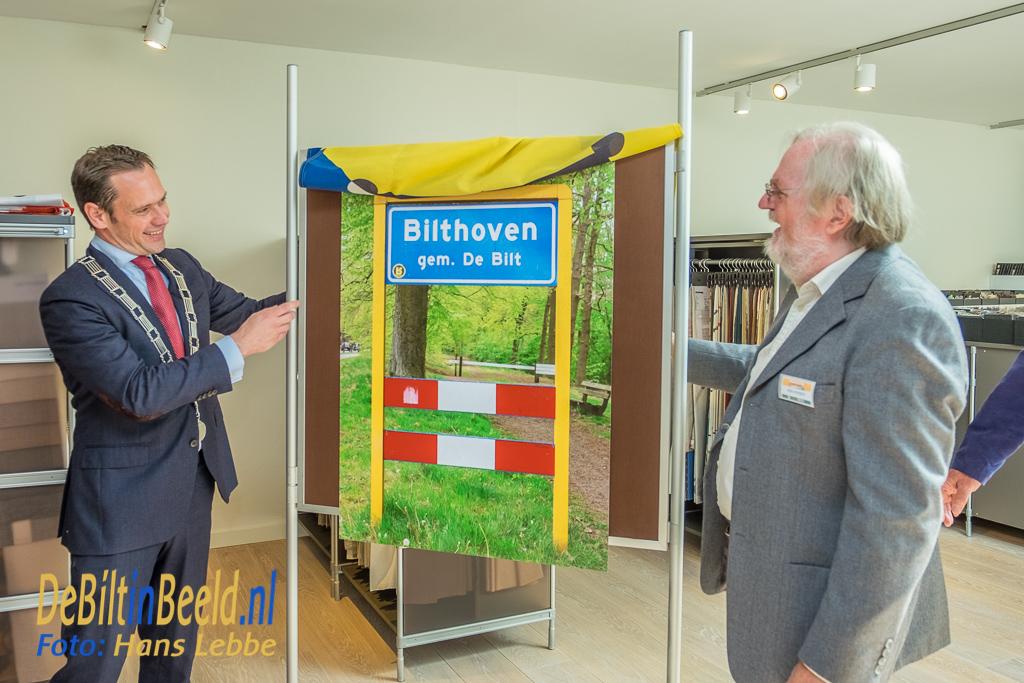 Fototentoonstelling 100 jaar Bilthoven feestelijk geopend ...