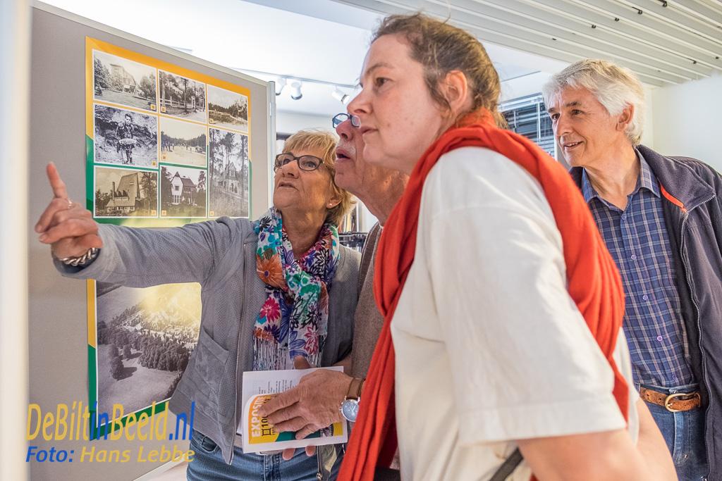 Fototentoonstelling 100 Jaar Bilthoven Historische Kring