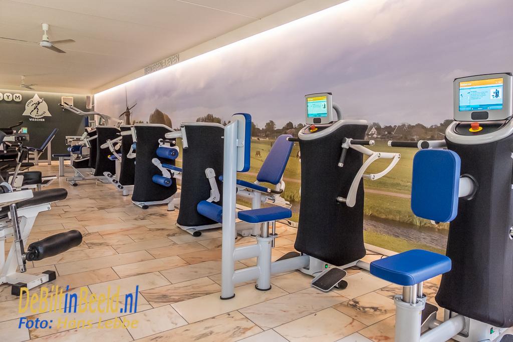Fysio Fitness Visscher Groenekan eGym