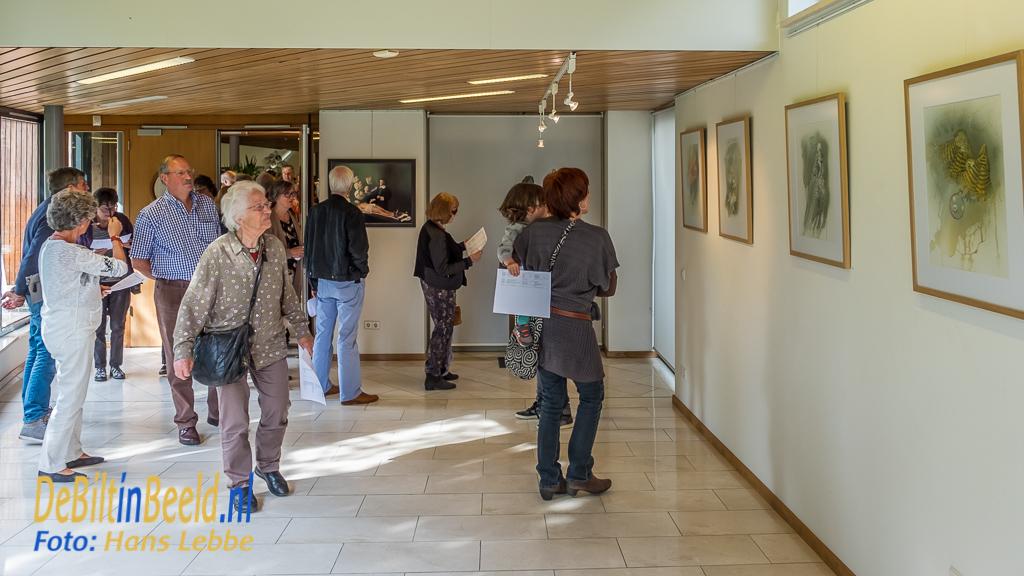 Kunstkring Beekk opening Art Traverse Bilthoven
