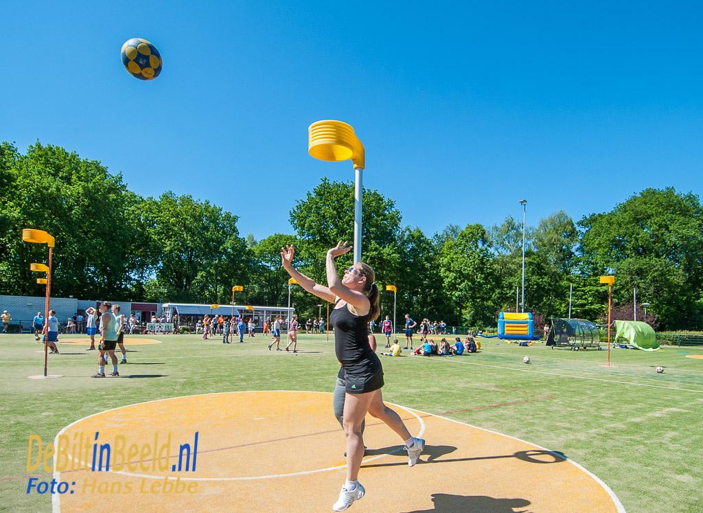 Korfbalvereniging NOVA Bilthoven Tienentoernooi