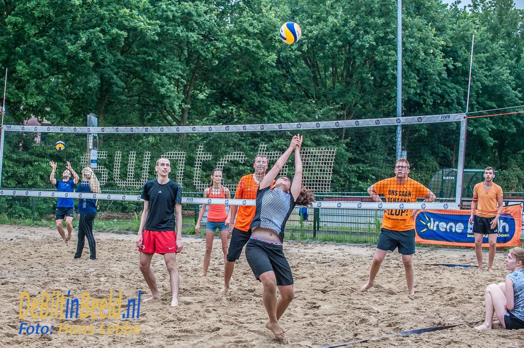 BeachVolleybalToernooi MENS De Bilt