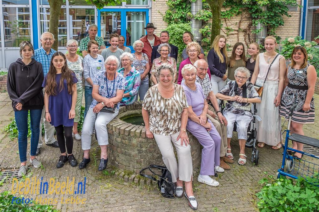 Groenhorst Maartensdijk biedt de buren een lunch met rondleiding aan