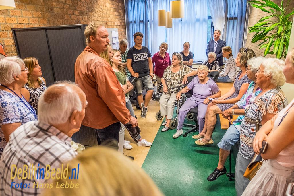 Groenhorst Maartensdijk Lunch Rondleiding buren