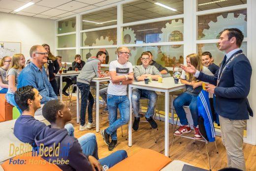 Groenhorst Maartensdijk burgemeeter Sjoerd Potters