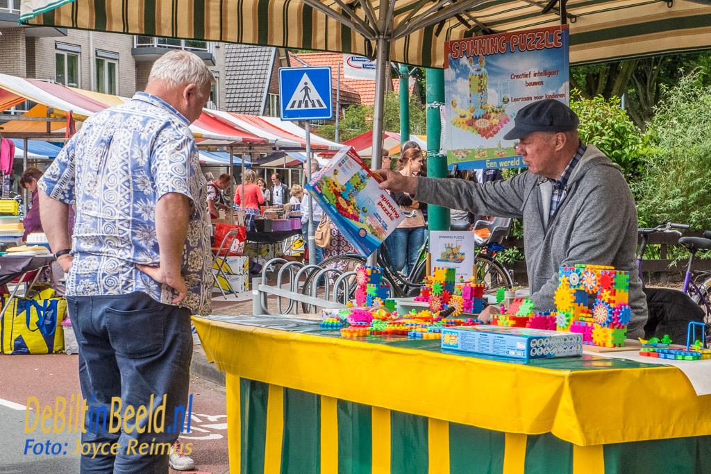 Jaarmarkt Hessenweg De Bilt