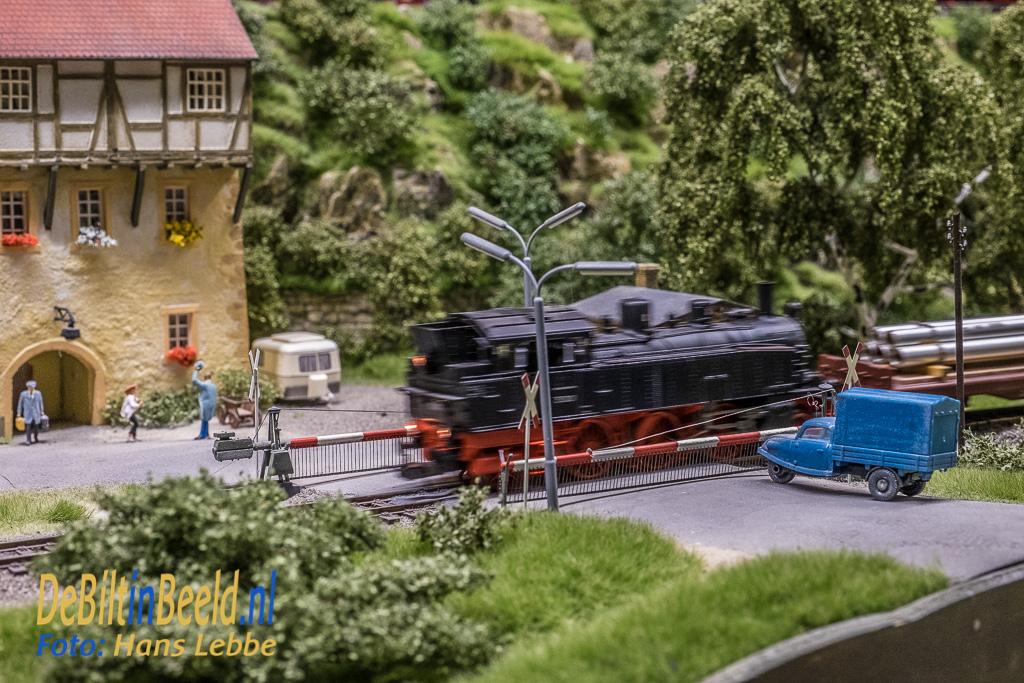 Rijdag Modelspoor Museum Bilthoven StOMM