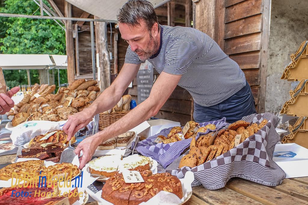 Slow Food Markt Boerderij Eyckestein Maartensdijk