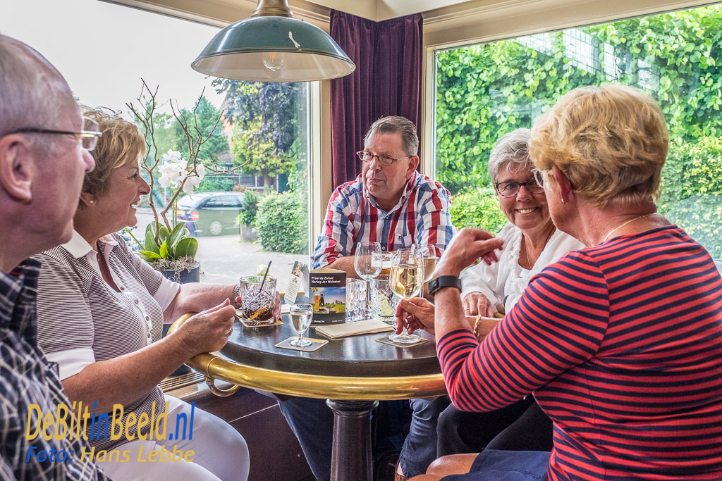 Haring Party bij Eetcafé Van Miltenburg Bilthoven