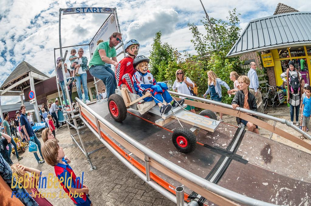 Biltse Zeepkistenrace 2017 Kwinkelier Bilthoven