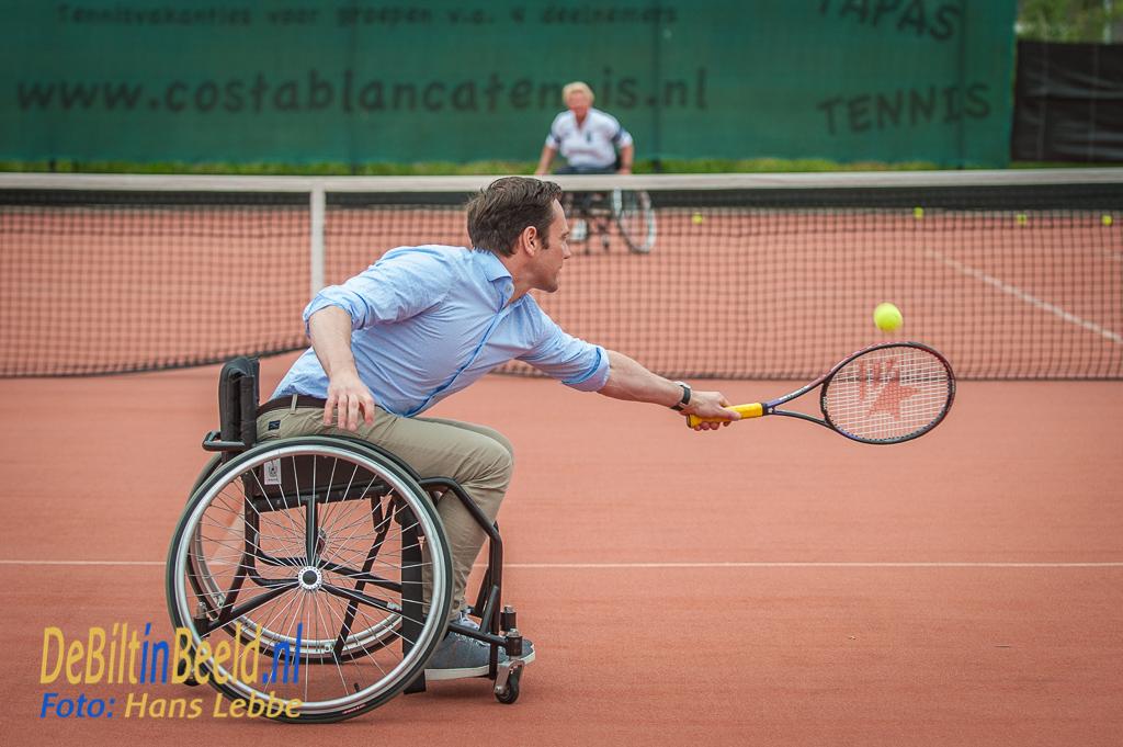 20 jaar Tennisclub FAK Groenekan