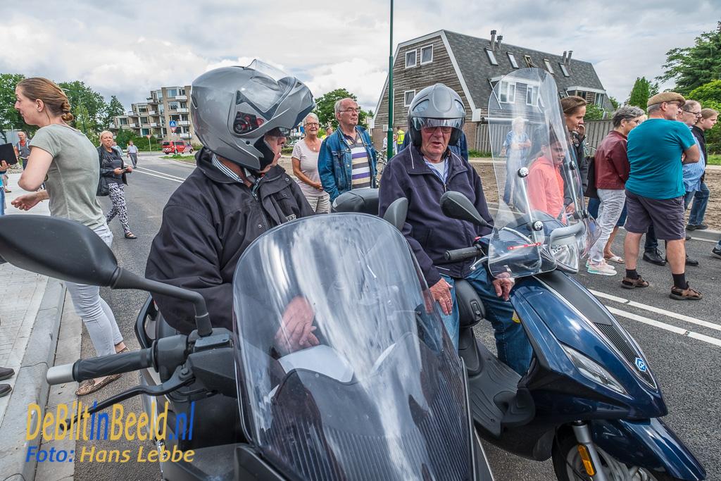 Opening Onderdoorgang Leijenseweg Bilthoven