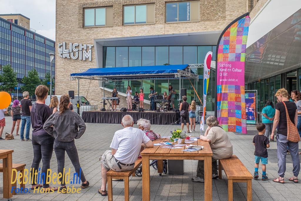 Open Huis Het Lichtruim Kunstenhuis Idea Bibliotheek De Bilt Bilthoven