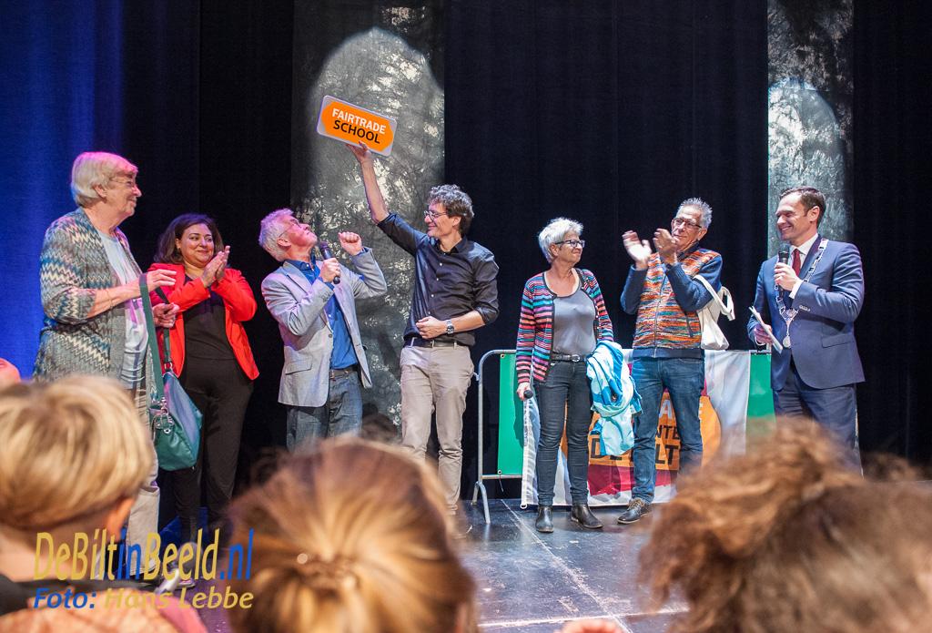 De Werkplaats Kindergemeeschap Bilthoven Fair Trade School