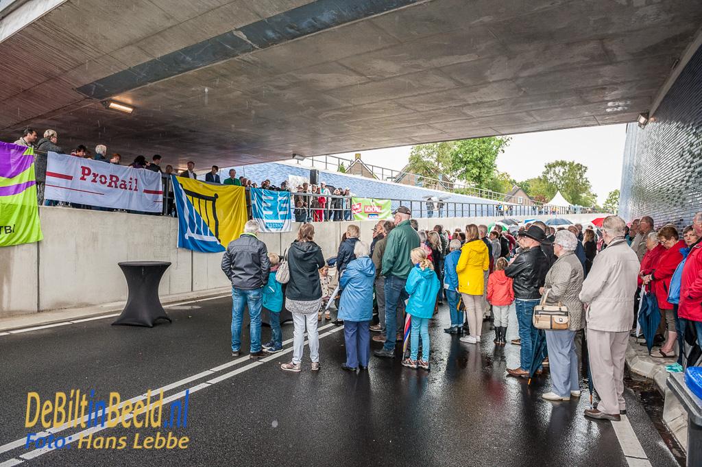 Feest Ondertunneling Leyenseweg Bilthoven