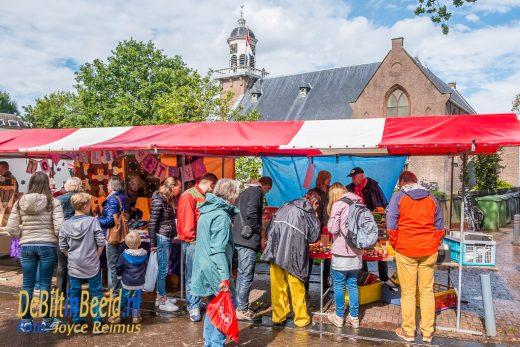 Markt- en Oldtimerdag De Bilt 2017
