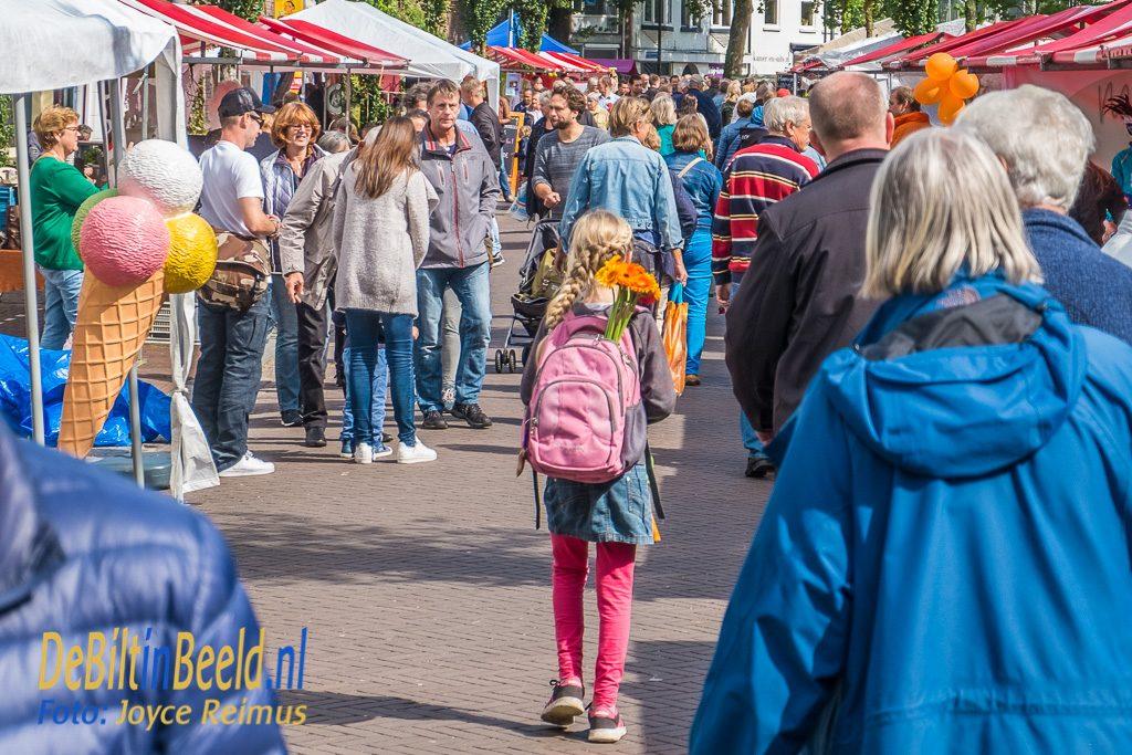 Marktdag De Bilt 2017