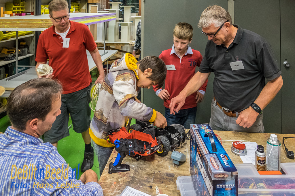 Repair Cafe WVT Bilthoven