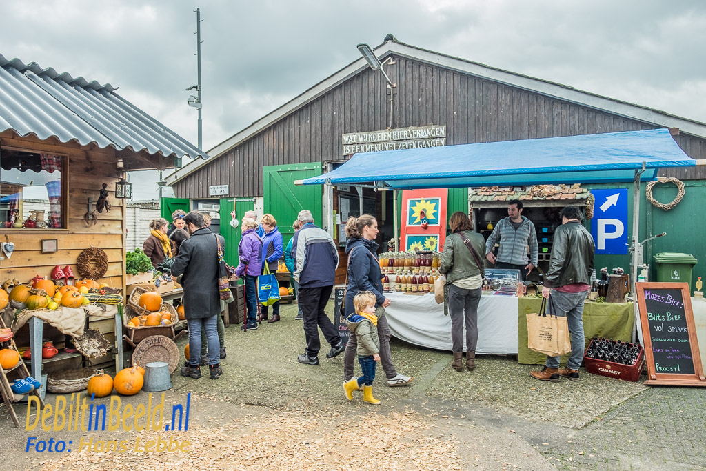 Boergondische Markt Hooierij De Bilt Boer-Gondische