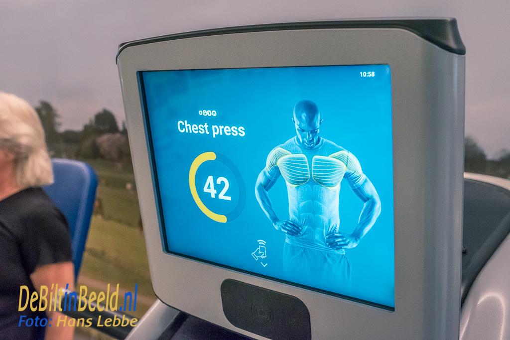 Fysio Fitness Visscher Groenekan eGym Premium