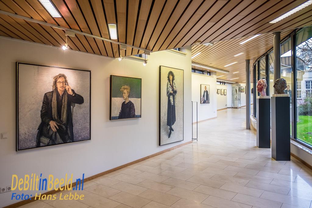 Nu te zien in de ArtTraverse De Bilt. Werken van Evert van kooten Niekerk en Dick Stapel