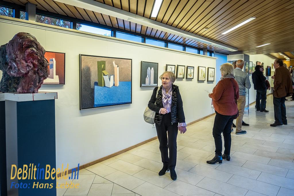 ArtTraverse De Bilt Evert van kooten Niekerk en Dick Stapel